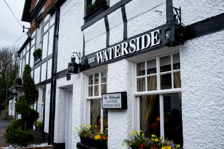 Passagem Gastronomica - Restaurante Waterside Inn - Londres