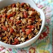 Receita de Granola e Barrinha de Cereal, por Virgínia Chaves