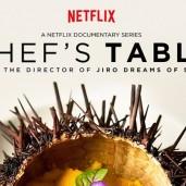 Documentário Chef's Table, Netflix